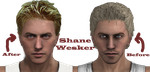 Shane_Wesker_Twin by Alistairpc
