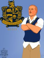 Bully: Jimmy Hopkins by ChimeraART
