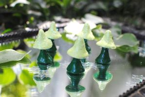 The Green Pixie Fairy Ring by Miss-Evergreen