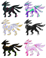 Toulyai - Adoptable Batch 1 - CLOSED by Suspiria-Ru