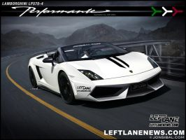 LP570-4 Performante by jonsibal