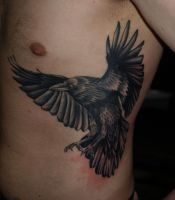 Raven 4 by DarkSunTattoo