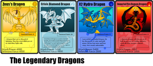Duel TCG - Legendary Dragons by Tucker45855