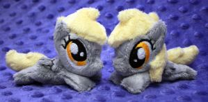 Micro Derpy Floppy Beanie Take 2 by TheHarley