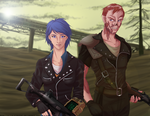 FO3: Anywhere For You by Silva-Minstrel