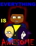 Everything Is Awesome by abnormalDre