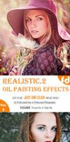 Realistic Oil Painting Effects Vol.2 by hazrat1