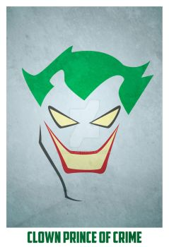 Clown Prince of Crime by blo0p