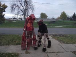 silent hill costume by dje3394