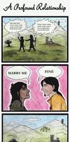 Skyrim - A Profound Relationship by honest-liar-13