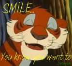 Shere Khan cub- Smile by Jetrelie