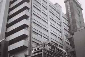 203.parking tower by hello-ken1