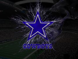 Dallas Cowboys by erroscript