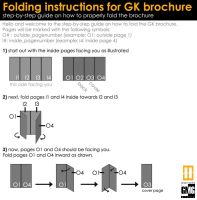 Instructions for folding by Messymaru
