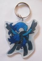 Pony Keychain by mad-musician