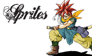 Sprites Crono 2 by RUdigitized