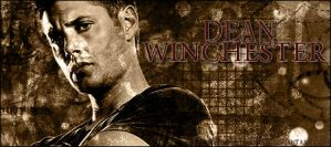 Dean Winchester - Signature by me969
