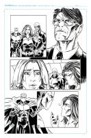 Stormchasers issue 6 pencils+inks p16 by kre8uk