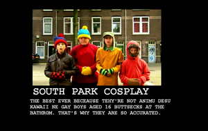 SOUTH PARK COSPLAY by A-Troll-Is-You