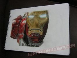 iron man wip 2 by A-D-I--N-U-G-R-O-H-O