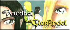 Of Aredhel and Glorfindel by Tenshi-Androgynous
