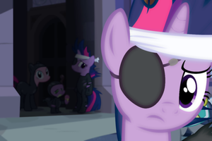 Time Travel Sparkle Wallpaper by olivebates