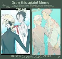 Draw this again meme 09-12 by reddamn