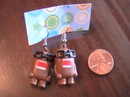 Nerd Domo Earrings by YourRain