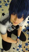 KAITO - Cosplay by Hikuja