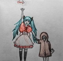 Bad End Night - Vocaloid by ShiroDance
