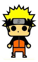 Chibi Naruto by DrSketch24