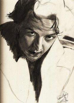 James McAvoy WIP by xSpeechless