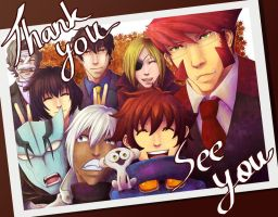Thank You, See You by keishota