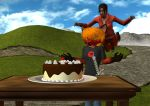 Happy Birthday Rachidna by TheBlackNova