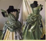 Bodice details by kura-and-something