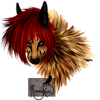 Commission: Thane Headshot by MischievousRaven