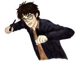 Harry, you bamf by thenameisbichie
