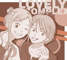 Lovely Complex by ninorin06