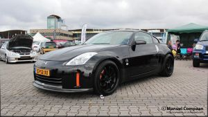 2006 Nissan 350Z by compaan-art