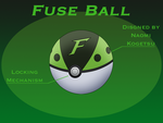 Naomi's Fuse Ball by Kimerasaurus