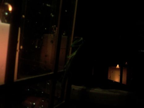 Chillin' by candle light by HotRod-302