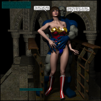 Darkseids Bride To Be by LordSnot