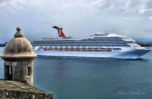 Carnival Triumph by E-Davila-Photography