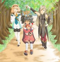 Tales of the Abyss by hikari62