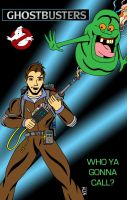 Ghostbusters by mja42x