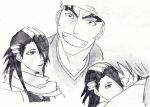 RenjiXByakuya: Full drawing by Asuma08
