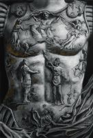 Breastplate of Augustus by Wilkonrad