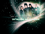 Dark Side Of The Sun wallpaper by kaulitzway