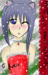 To: Kyou - Christmas shipping by sissyclub