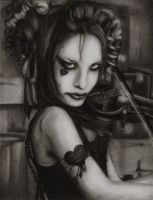 Emilie Autumn by AngeJedudsor